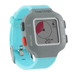 TIME TIMER WATCH PLUS SM SKY BLUE