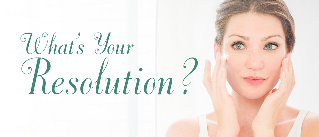 What's Your Skin Care Resolution For 2017?