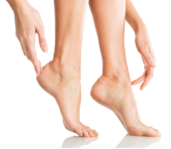 InstaNatural Coconut Oil Benefits - Feet