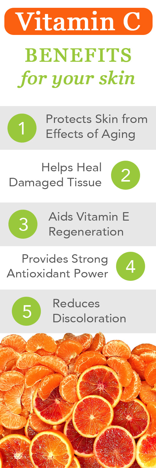 InstaNatural Vitamin C Benefits