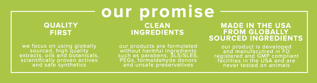 InstaNatural Core Clean Promise