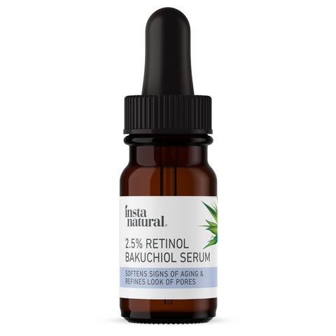 5ML Mini 2.5% Retinol Bakuchiol Serum - InstaNatural