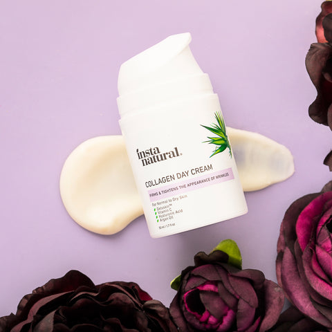 Collagen Day Cream - InstaNatural