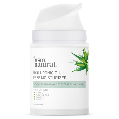 Hyaluronic Oil Free Moisturizer - InstaNatural