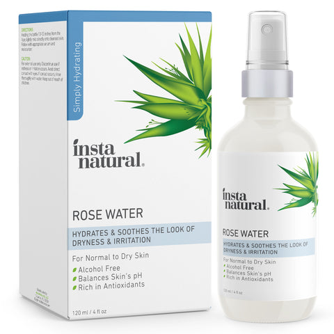 Rose Water - InstaNatural