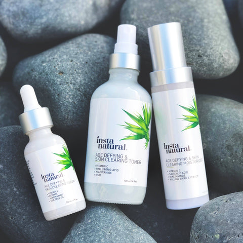 Clear & Confident Trio - InstaNatural