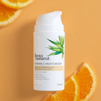Vitamin C Moisturizer - InstaNatural | Natural & Organic Skin and Hair Care