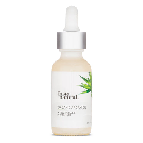 Organic Argan Oil - InstaNatural