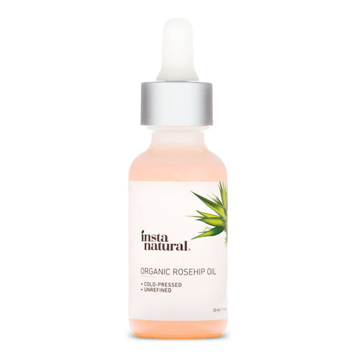 Organic Facial Rosehip Oil - InstaNatural