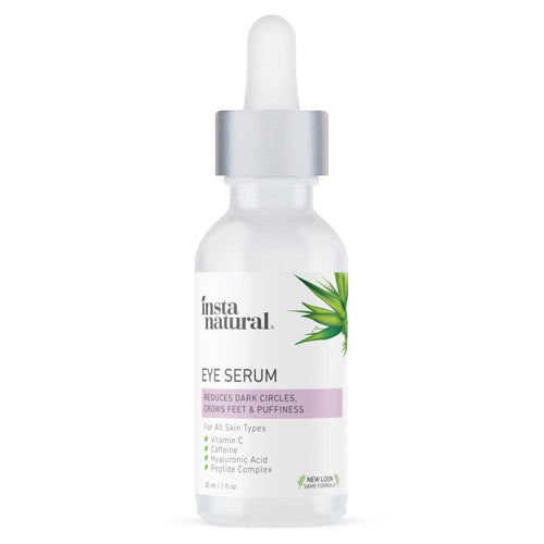 Eye Serum - InstaNatural | Natural & Organic Skin and Hair Care
