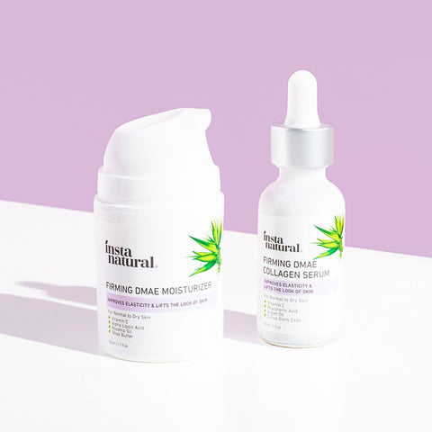 Firming DMAE Collagen Serum - InstaNatural