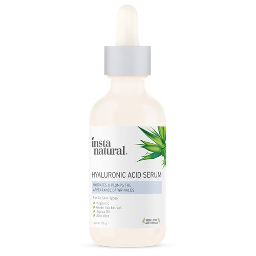 Hyaluronic Acid Serum - InstaNatural | Natural & Organic Skin and Hair Care