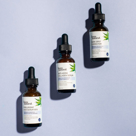 Hyaluronic Acid Serum 85% - InstaNatural