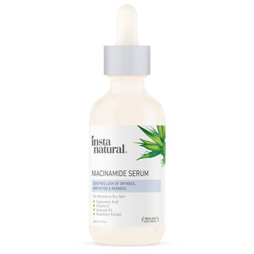 Niacinamide Serum - InstaNatural | Natural & Organic Skin and Hair Care