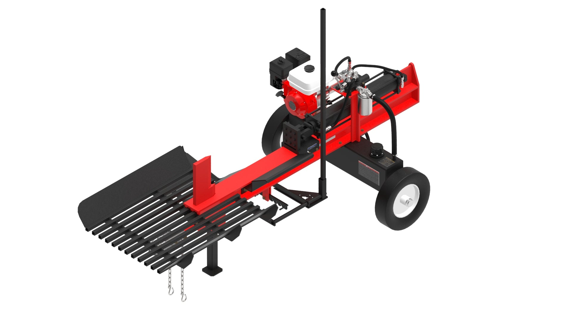 TW-1 Table Grate Log Lift