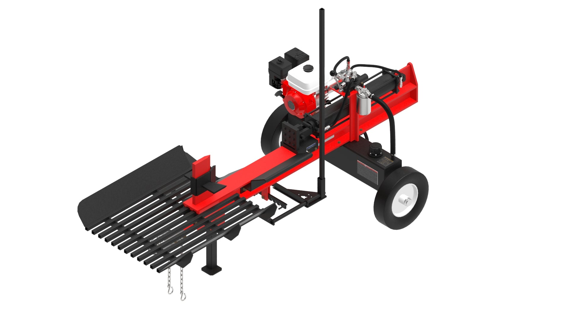 TW-1 4-Way Table Grate Log Lift