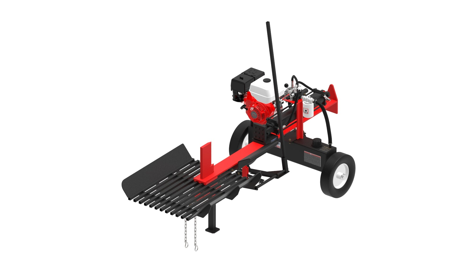 TW-2 Table Grate Log Lift