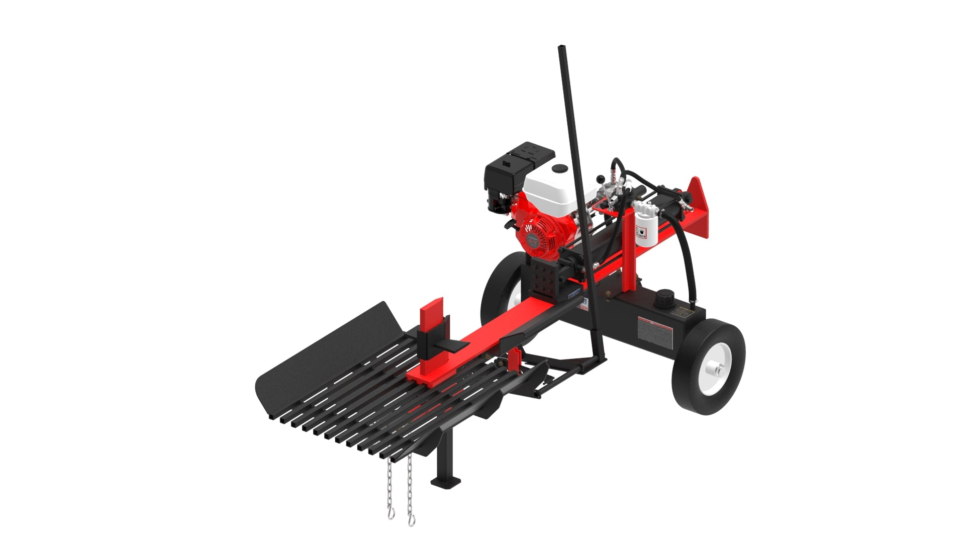 TW-2 4-Way Table Grate Log Lift