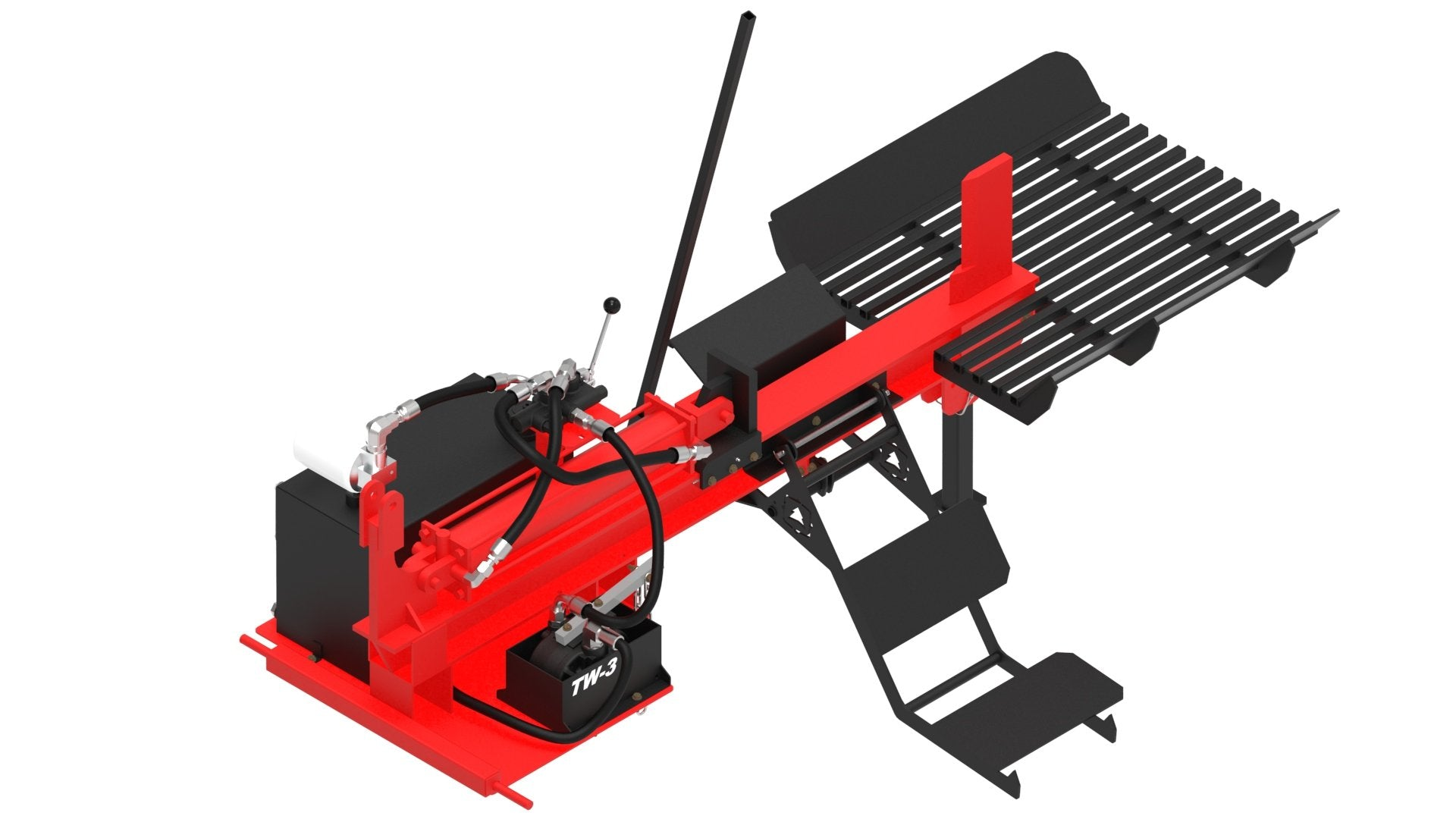 TW-3 Table Grate Log Lift