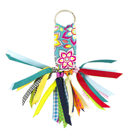 Summer Flower Soodle Key Chain