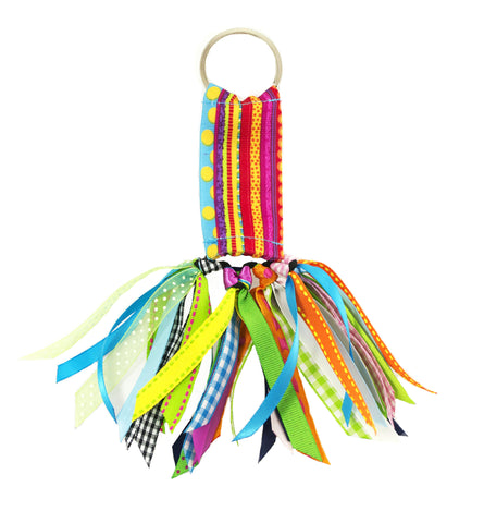 Candy Multi Color Soodle Key Chain