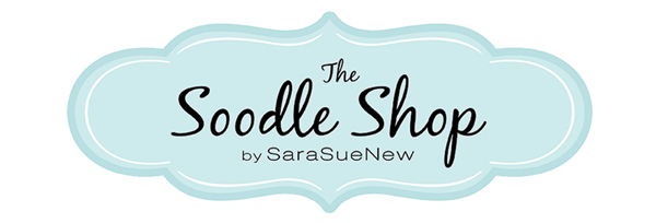 The Soodle Shop - Ribbon Key Chains by SaraSueNew