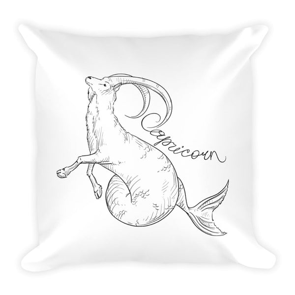 Capricorn Cushion Pillow