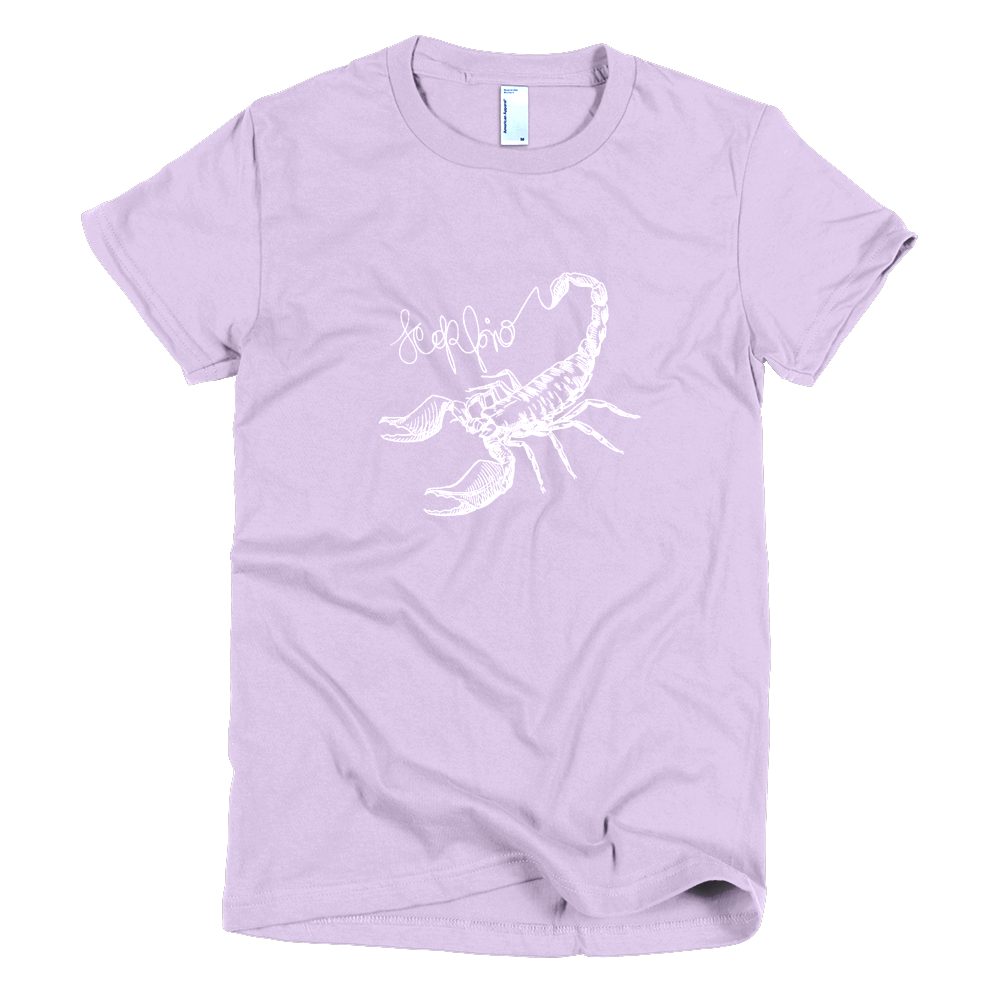 Scorpio Short Sleeve Women T-Shirt