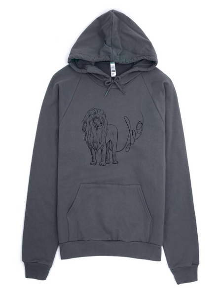 Leo Fleece Hoodie sweater