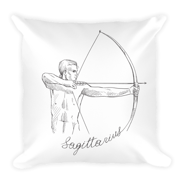 Sagittarius  Cushion Pillow