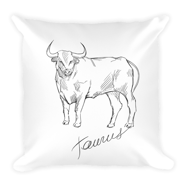 Taurus Cushion Pillow