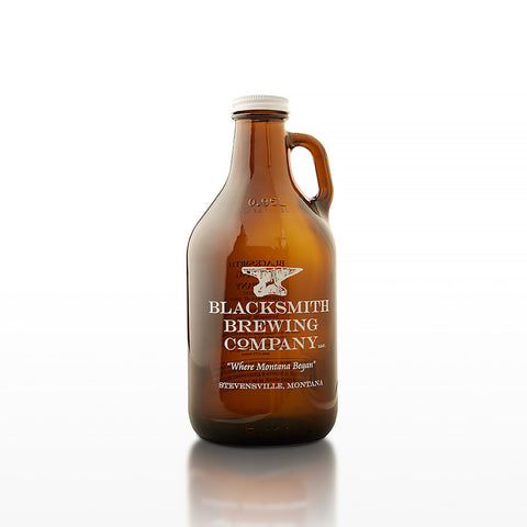 64 fl oz  Glass Growler (Available only at Brewery)