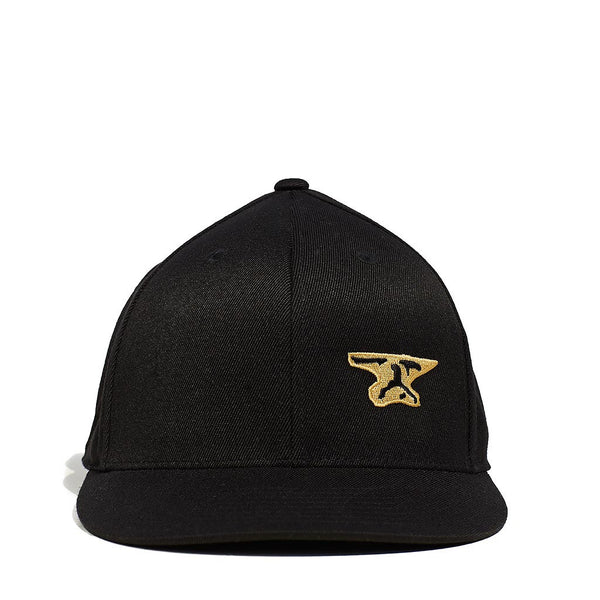 Flex-Fit Flat Brim Hat
