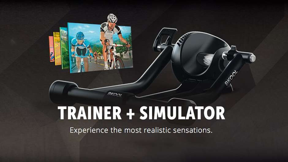 BeKool Trainer + Simulator