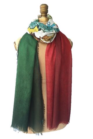 Classic Scarf - Mexico