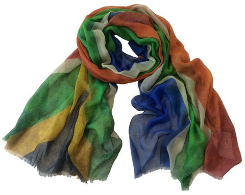 Limited Edition Luxury Scarf - South Africa