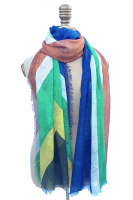 Classic Scarf - South Africa