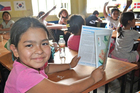 Guatemala - Providing Lunches, Tutoring, and Inspiration to Zone 3 Children