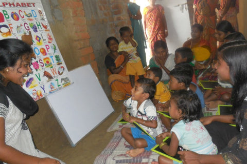 India - Creating Pre-Primary Village Education Centers