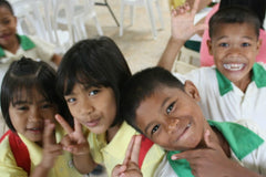 Philippines - Educating Former Streetdweller Children