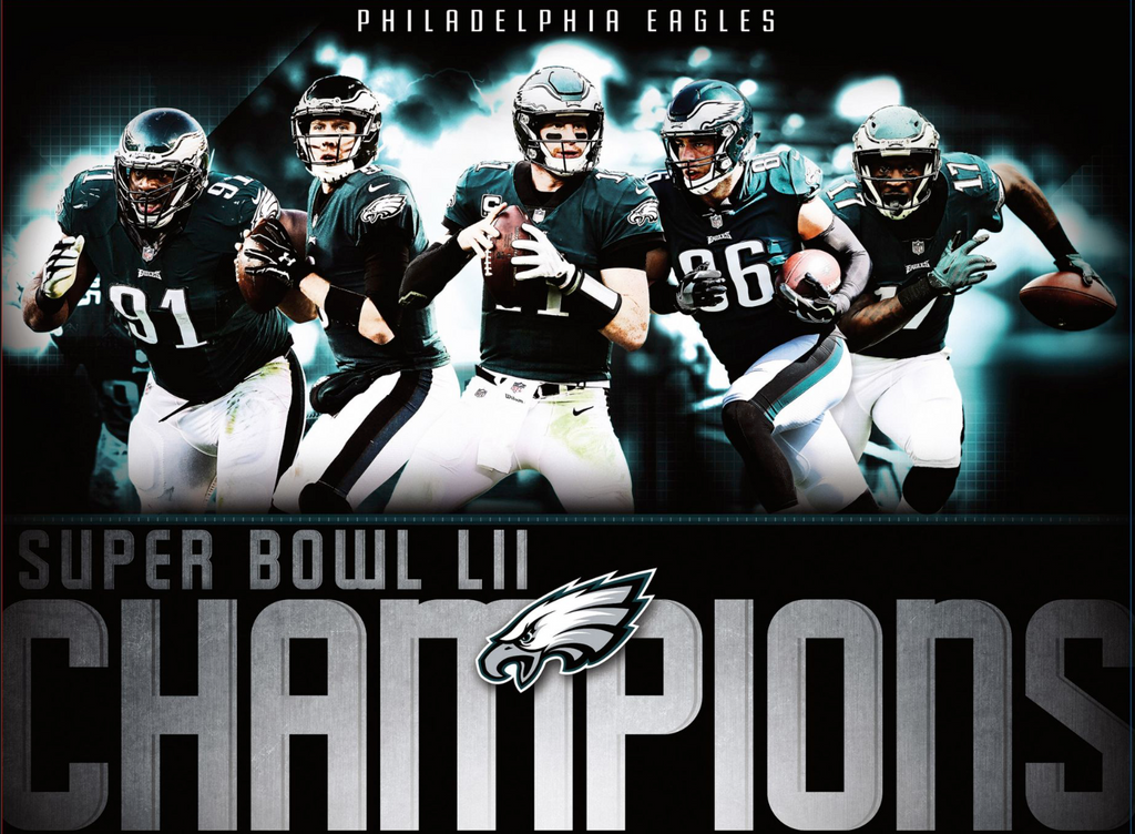 size 40 6fb5d bf683 Huge Excitement and Expectations for The Philadelphia Eagles ...
