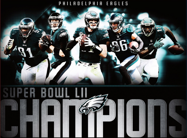 Huge Excitement and Expectations for The Philadelphia Eagles!