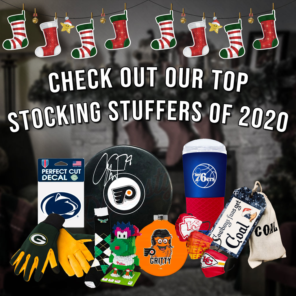 The Best Sports Stocking Stuffers of 2020