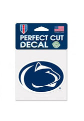 "Penn State Official Team Logo 4""x4""  Decal"