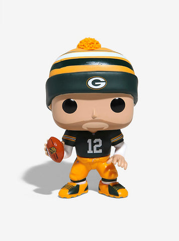 Green Bay Packers Aaron Rodgers Funko Pop! NFL Series 3 Vinyl Figure