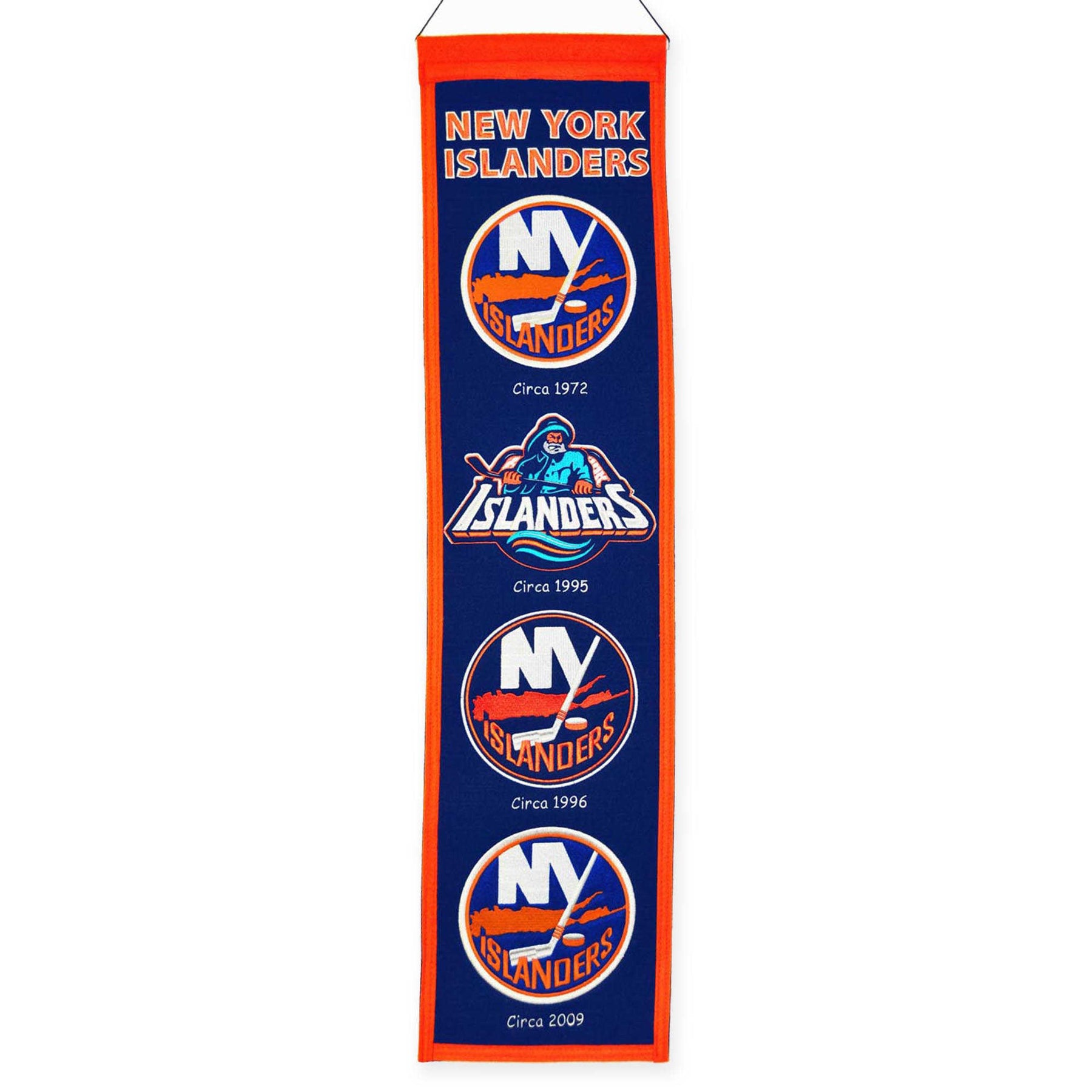 best sneakers aa006 27144 New York Islanders NHL Heritage Banner
