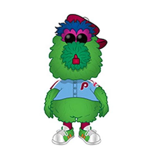 Phillie Phanatic Phillies Funko Pop! Mascot Vinyl Figure
