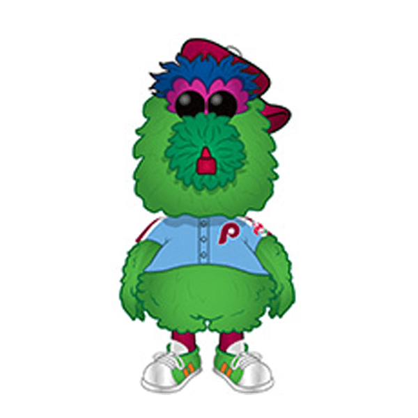 Phillie Phanatic Phillies Funko Pop! Mascot Vinyl Figure (May Pre-Order)