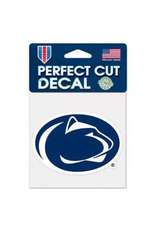 "Penn State Nittany Lions NCAA College 4"" x 4"" Decal"