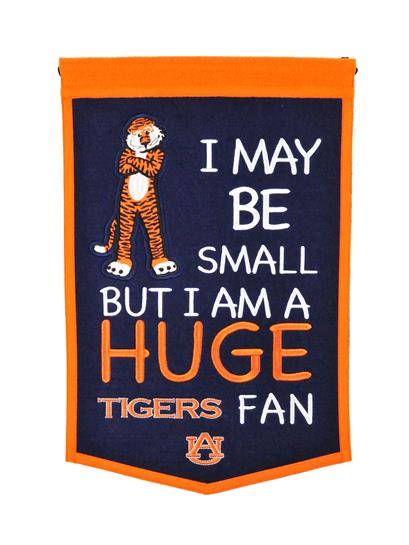 Auburn Tigers Lil Fan Traditions Banner - Dynasty Sports & Framing